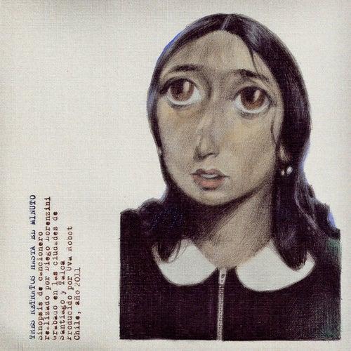Tres Retratos Hasta el Minuto by Diego Lorenzini