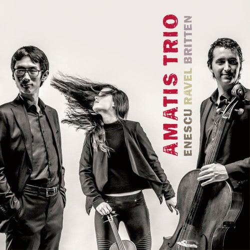Enescu, Ravel, Britten de Amatis Trio