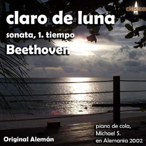Sonata Claro De Luna - Single de Ludwig van Beethoven