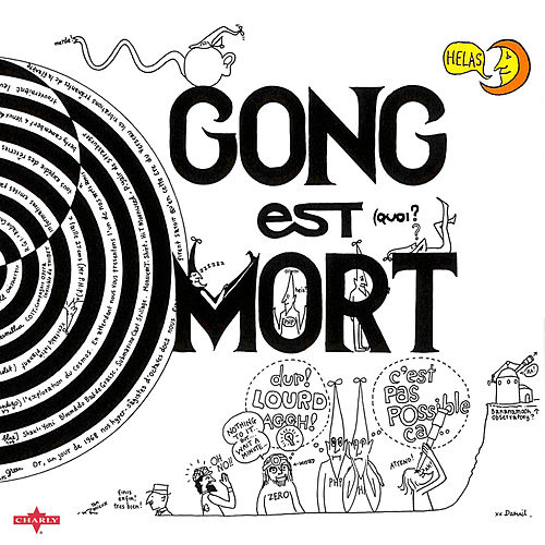 Gong Est Mort, Vive Gong (Live) de Gong