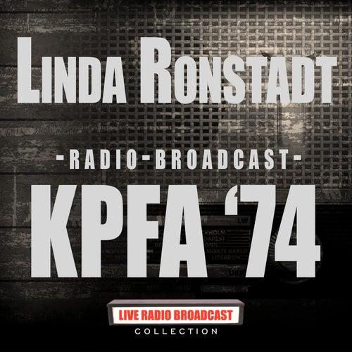 Radio Broadcast - KPFA '74 (Live) de Linda Ronstadt