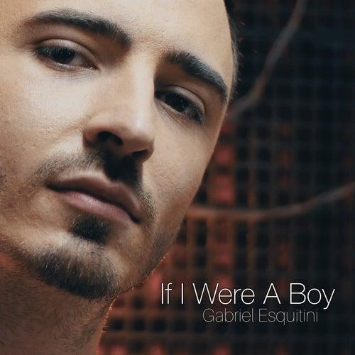 If I Were a Boy (Cover) de Gabriel Esquitini