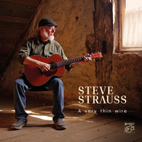 A Very Thin Wire de Steve Strauss