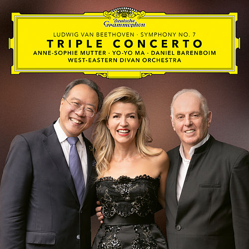 Beethoven: Triple Concerto & Symphony No. 7 (Live) von Anne-Sophie Mutter