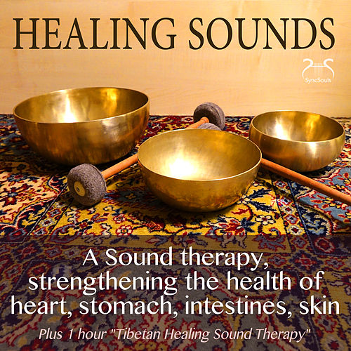 Healing Sounds - Sound Therapy, Strengthening the Health of Heart, Stomach, Intestines, Skin von Torsten Abrolat