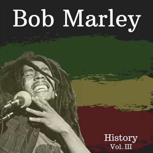 History, Vol. III de Bob Marley