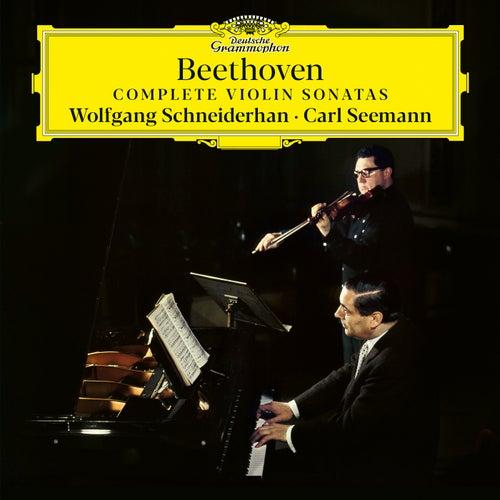 Beethoven: Complete Violin Sonatas by Wolfgang Schneiderhan