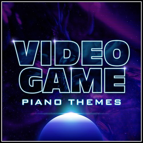 Video Game - Piano Themes van The Blue Notes