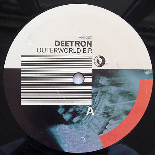 Outerworld E.P. by Deetron