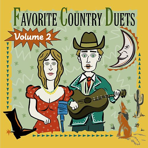 Favorite Country Duets Vol. 2 de Various Artists