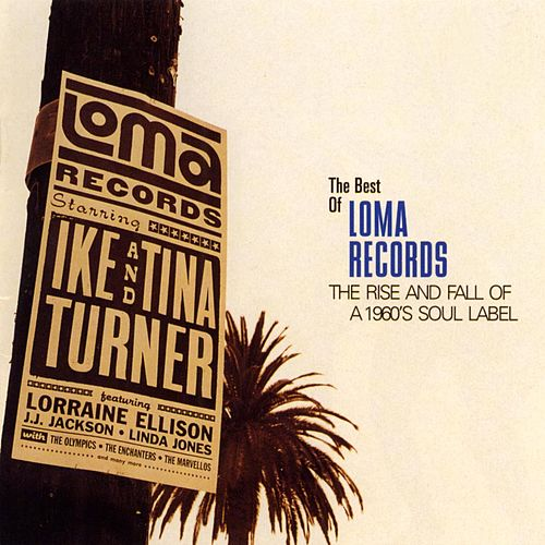 Best of Loma Records-Rise and Fall of a 1960's Soul Label von Various Artists