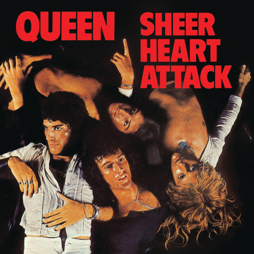 Sheer Heart Attack (Deluxe Remastered Version) by Queen