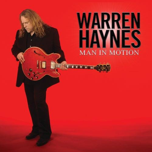 Man in Motion by Warren Haynes