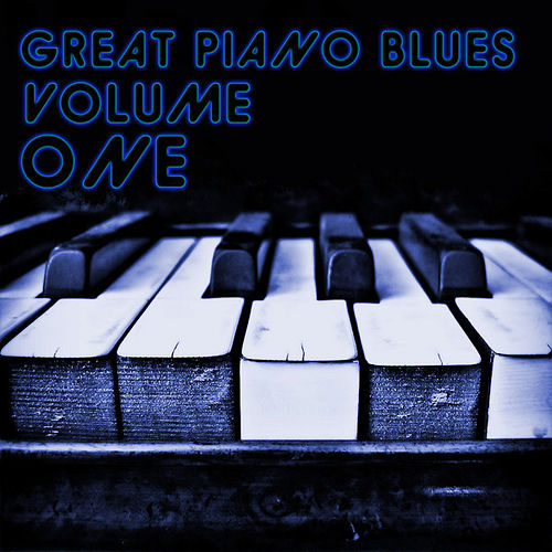 Great Piano Blues Vol 1 von Various Artists