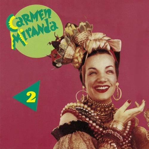 Carmen Miranda (Vol. 2) de Carmen Miranda