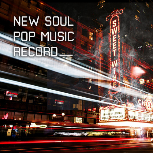 New Soul Pop Music Record by Sweet Wine