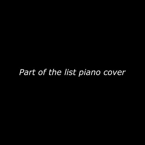 Part of the List Piano Cover by Axpmp