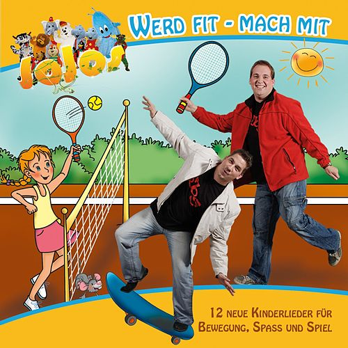 Werd fit - Mach mit by JOJOS - Kindermusik