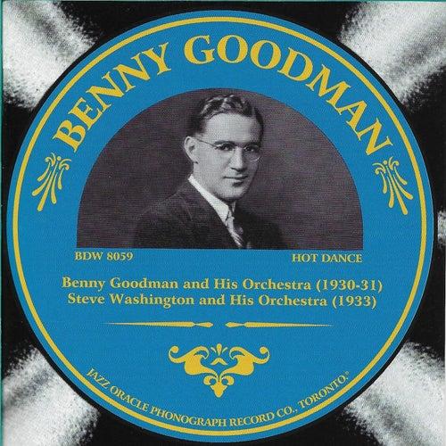 Benny Goodman 1930-1933 de Benny Goodman