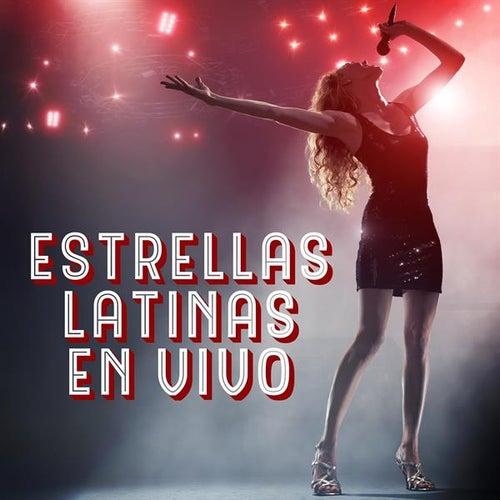 Estrellas latinas en vivo (Live) de Various Artists