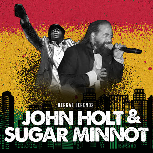 Reggae Legends by John Holt