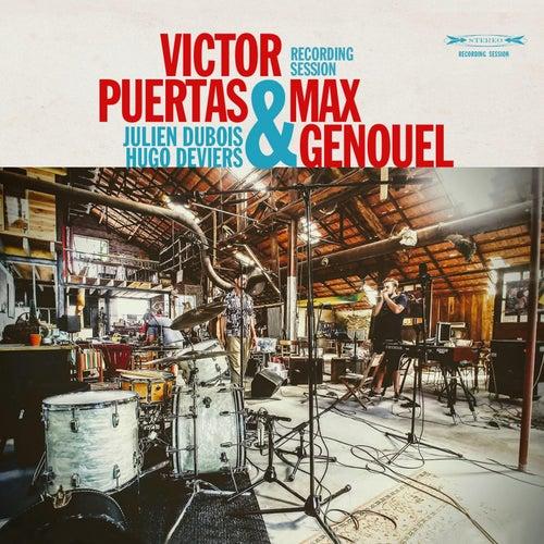 Recording Session de Victor Puertas