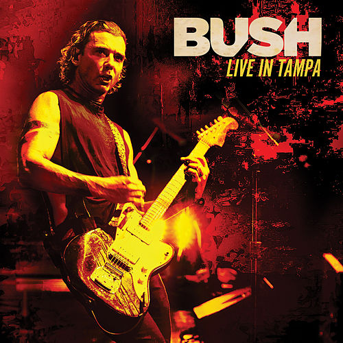 Live in Tampa by Bush