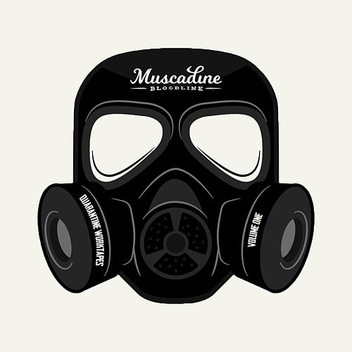 Quarantine Work-Tapes, Vol. 1 by Muscadine Bloodline