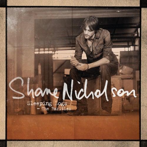 Sleeping Dogs de Shane Nicholson