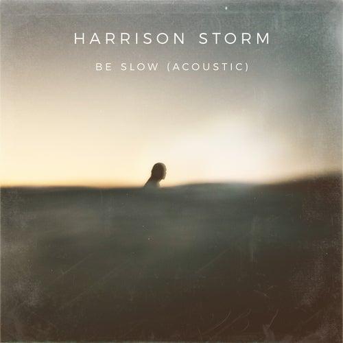Be Slow (Acoustic) de Harrison Storm