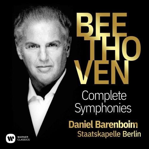 Beethoven: Complete Symphonies by Daniel Barenboim