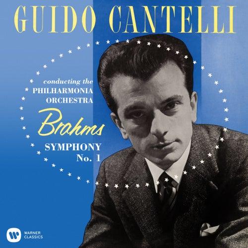 Brahms: Symphony No. 1, Op. 68 von Guido Cantelli