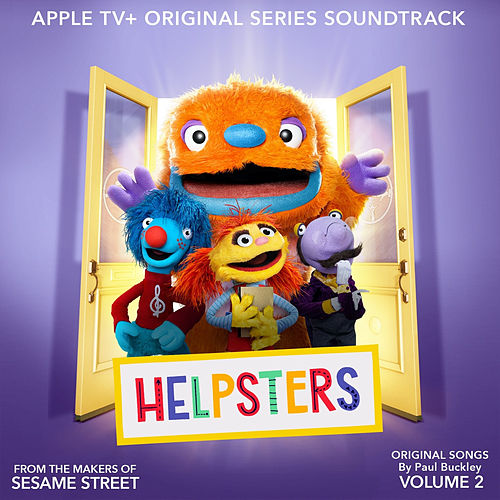 Helpsters, Vol. 2 (Apple TV+ Original Series Soundtrack) de Helpsters