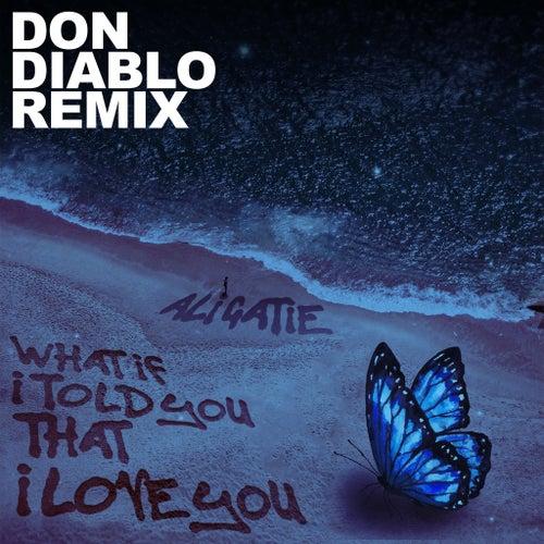 What If I Told You That I Love You (Don Diablo Remix) de Ali Gatie
