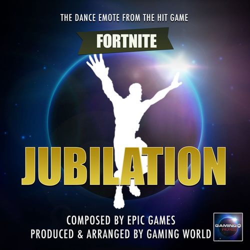 Jubilation Dance Emote (From