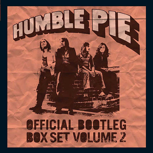 Official Bootleg Box Set, Vol. 2 (Live) by Humble Pie
