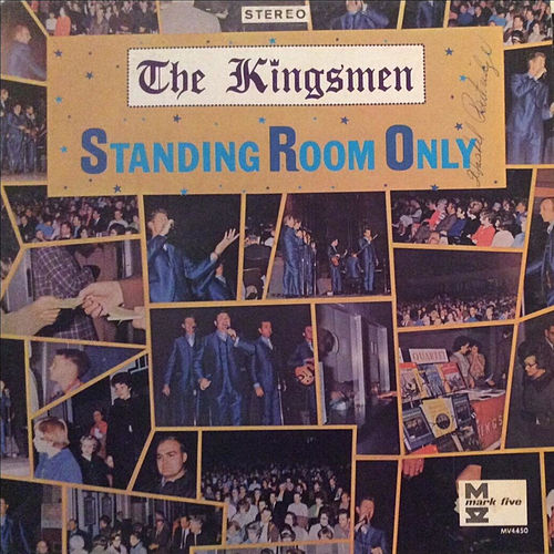 Standing Room Only by Kingsmen