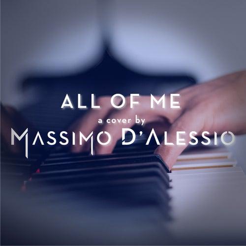 All of Me (Piano Version) de Massimo D'Alessio