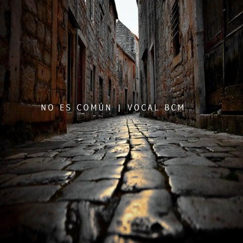 No Es Común by Vocal BCM