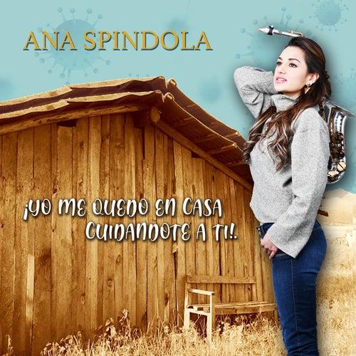 Yo Me Quedo en Casa Cuidandote a Ti by Ana Spindola