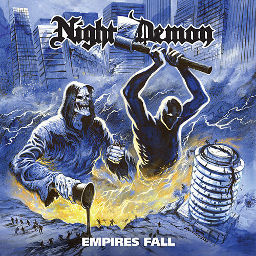 Empires Fall by Night Demon