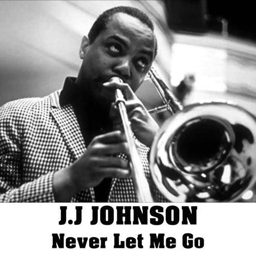 Never Let Me Go by J.J. Johnson