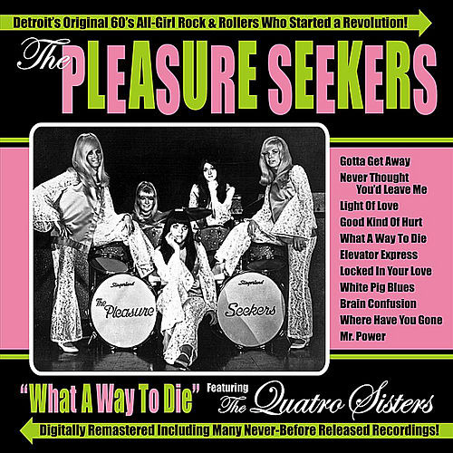 Brain Confusion by Pleasure Seekers : Napster