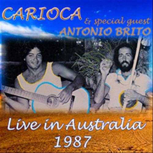 Live in Australia (feat. Antonio Brito) de Carioca Freitas