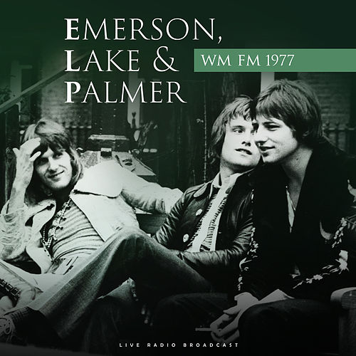 WM FM 1977 (live) by Emerson, Lake & Palmer