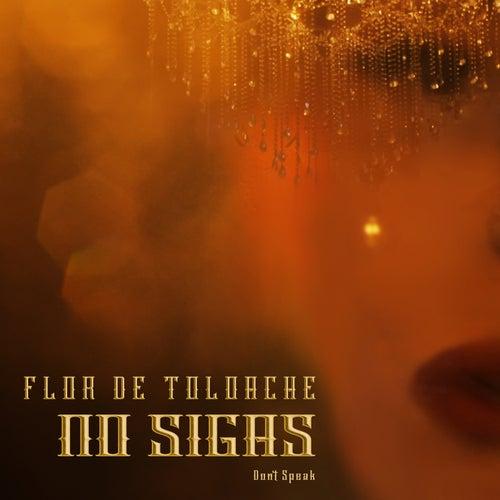 No Sigas (Don't Speak) de Flor de Toloache