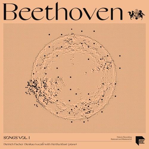 Beethoven Songs Vol. I by Dietrich Fischer-Dieskau