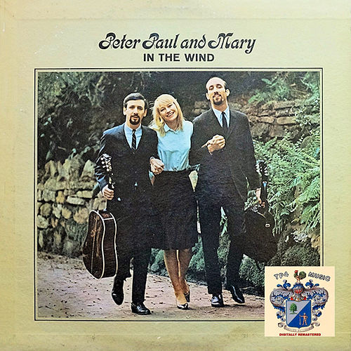 In the Wind de Peter, Paul and Mary