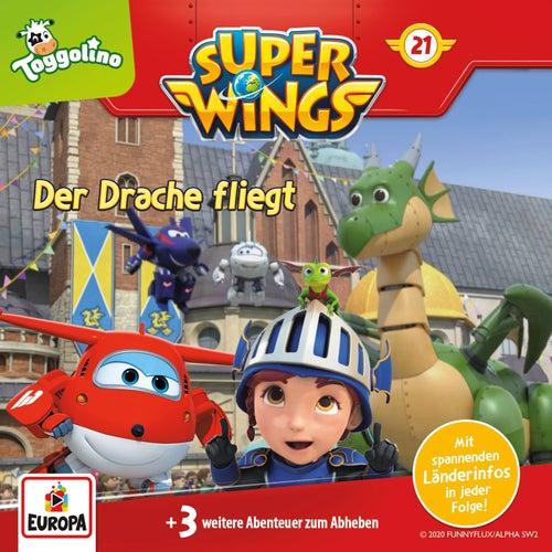 021/Der Drache fliegt von Super Wings