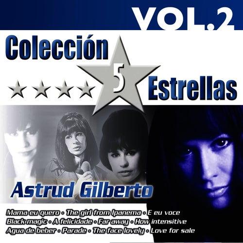 Colección 5 Estrellas. Astrud Gilberto. Vol.2 von Astrud Gilberto